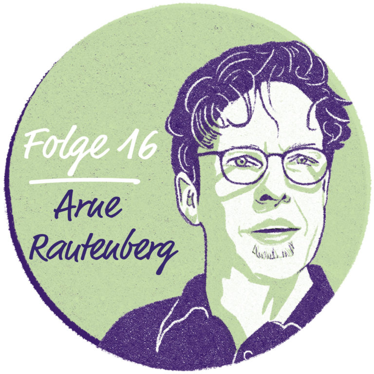 "Arne Rautenberg – ""Wortgeistern"""