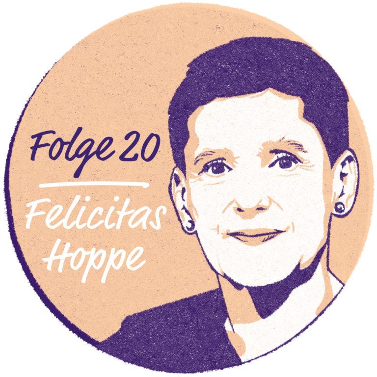 Felicitas Hoppe – Furchtlosgeistern