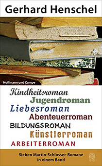 Sieben Martin Schlosser-Romane in einem Band::