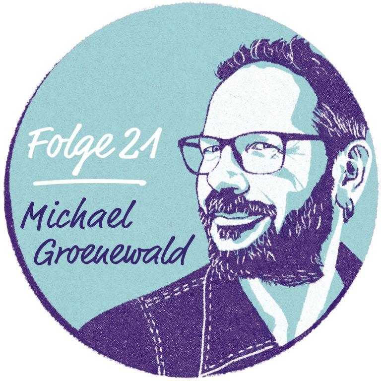 Michael Groenewald – Comicgeistern