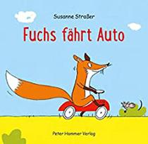 Fuchs fährt Auto:
