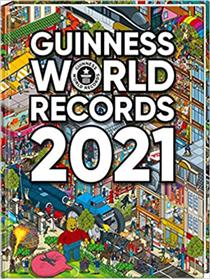 Guinness Buch der Rekorde 2021: