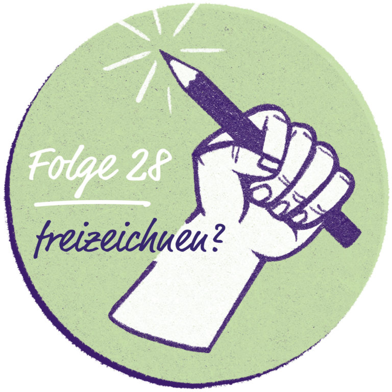 Regina Kehn, Nele Palmtag, Constanze von Kitzing – Freizeichnen?
